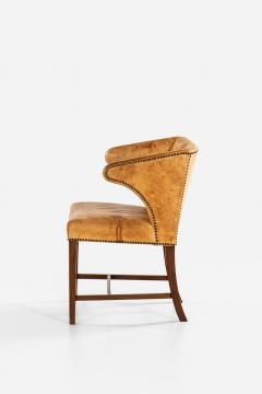 Frits Henningsen Armchairs Produced by Cabinetmaker Frits Henningsen - 1973443
