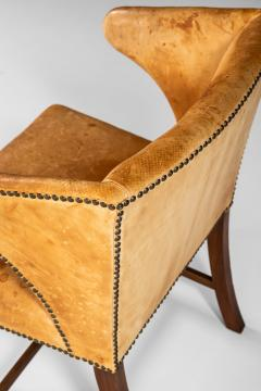 Frits Henningsen Armchairs Produced by Cabinetmaker Frits Henningsen - 1973444
