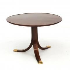 Frits Henningsen CIRCULAR SIDE TABLE BY FRITS HENNINGSEN - 2054813