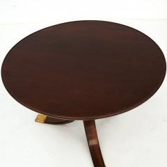 Frits Henningsen CIRCULAR SIDE TABLE BY FRITS HENNINGSEN - 2054815