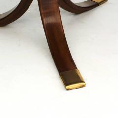 Frits Henningsen CIRCULAR SIDE TABLE BY FRITS HENNINGSEN - 2054819