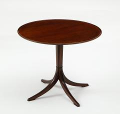 Frits Henningsen Frits Henningsen Mahogany Side Table Circa 1940s - 1881976