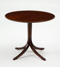Frits Henningsen Frits Henningsen Mahogany Side Table Circa 1940s - 1881978