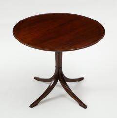 Frits Henningsen Frits Henningsen Mahogany Side Table Circa 1940s - 1881981