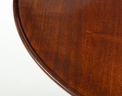 Frits Henningsen Frits Henningsen Mahogany Side Table Circa 1940s - 1881982
