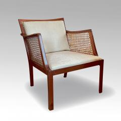 Frits Henningsen Superb Pair of Egyptian Inspired Armchairs by Frits Henningsen - 1881359