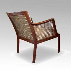Frits Henningsen Superb Pair of Egyptian Inspired Armchairs by Frits Henningsen - 1881360
