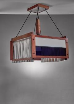 Frits Spanjaard Frits Spanjaard pendant lamp Dutch 1920s - 1300350
