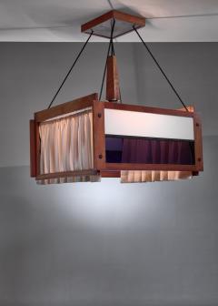 Frits Spanjaard Frits Spanjaard pendant lamp Dutch 1920s - 1300351