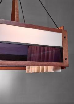 Frits Spanjaard Frits Spanjaard pendant lamp Dutch 1920s - 1300352