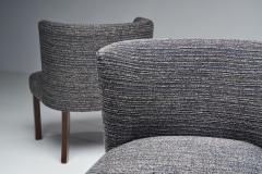 Fritz Hansen Pair of Model 1514 Chairs by Fritz Hansen Designed Denmark 1940 - 1338416