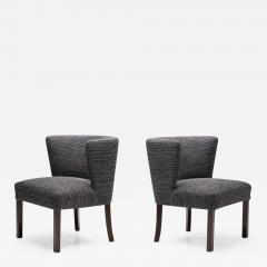 Fritz Hansen Pair of Model 1514 Chairs by Fritz Hansen Designed Denmark 1940 - 1352808