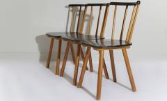 Fritz Hansen Set of 6 Fritz Hansen Chairs - 1663946