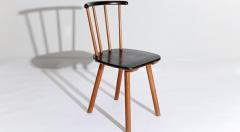Fritz Hansen Set of 6 Fritz Hansen Chairs - 1663948