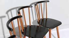 Fritz Hansen Set of 6 Fritz Hansen Chairs - 1663949