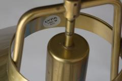 Fritz Schlegel 3 x Frits Schlegel P295 brass pendants for Lyfa Denmark 1960s - 764775