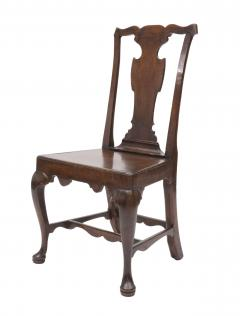 Fruitwood Chippendale Country Chair - 887752