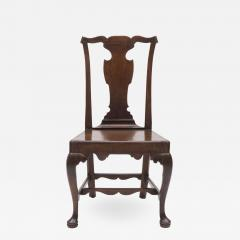 Fruitwood Chippendale Country Chair - 887886