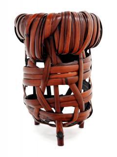 Fujinuma Noboru Contemporary Japanese Bamboo Sculpture Fujinuma Noboru - 1767461