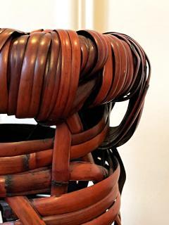 Fujinuma Noboru Contemporary Japanese Bamboo Sculpture Fujinuma Noboru - 1767465
