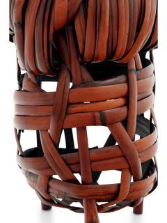 Fujinuma Noboru Contemporary Japanese Bamboo Sculpture Fujinuma Noboru - 1767471