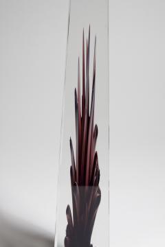 Fulvio Bianconi Flame Obelisk - 620096