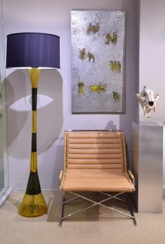 Fulvio Bianconi Venini Rare Hand Blown Glass Floor Lamp ca 1960 - 2012275