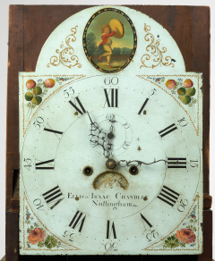 An Eight Day Walnut Tall Case Clock Circa 1795 - 10757
