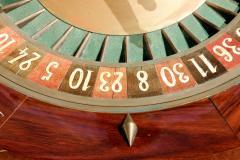 G Caro Paris Caro Paris Casino Roulette Wheel 1960s - 296575