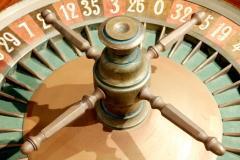 G Caro Paris Caro Paris Casino Roulette Wheel 1960s - 296576