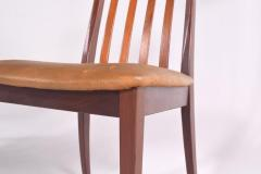 G Plan Midcentury Set of 6 G Plan Dining Chairs by Leslie Dandy - 1669584