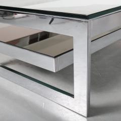 G Shape Coffee Table by Belgo Chrom Belgium 1970 - 1447184