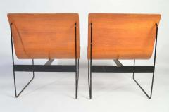 G nter Renkel G nter Renkel for Rego Bentwood Lounge Chairs Germany 1959 - 1362436