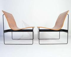 G nter Renkel G nter Renkel for Rego Bentwood Lounge Chairs Germany 1959 - 1362438
