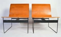 G nter Renkel G nter Renkel for Rego Bentwood Lounge Chairs Germany 1959 - 1362439