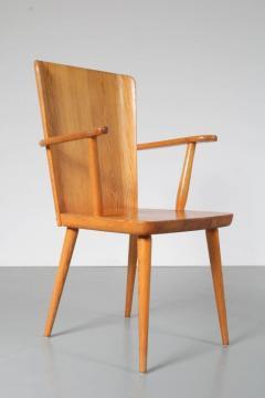 G ran Malmvall Circa 1930s 1940s Chair Model 510 by Goran Malmvall for Karl Andersson Son - 824021