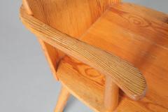 G ran Malmvall Circa 1930s 1940s Chair Model 510 by Goran Malmvall for Karl Andersson Son - 824025