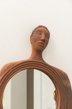 Gabriel Sebastien Simonet Sebastien Terracotta Mirror - 444094