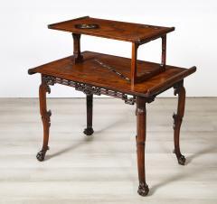 Gabriel Viardot Mother of Pearl Inlaid Table - 1964629