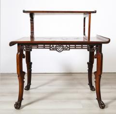 Gabriel Viardot Mother of Pearl Inlaid Table - 1964630