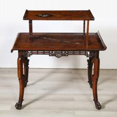 Gabriel Viardot Mother of Pearl Inlaid Table - 1964633