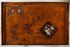 Gabriel Viardot Mother of Pearl Inlaid Table - 1964635
