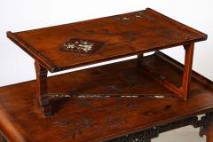 Gabriel Viardot Mother of Pearl Inlaid Table - 1964639