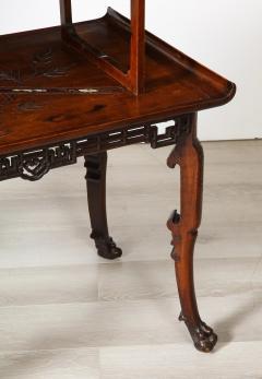 Gabriel Viardot Mother of Pearl Inlaid Table - 1964640