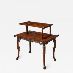 Gabriel Viardot Mother of Pearl Inlaid Table - 1966503