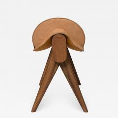 Gabriela Valenzuela Hirsch Montura Saddle Stool by Gabriela Valenzuela Hirsch - 760486
