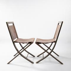 Gabriella Crespi A pair of Sedia73 - 1123992