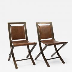 Gabriella Crespi A pair of Sedia73 - 1125703