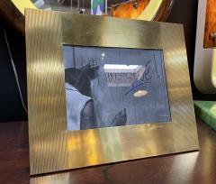 Gabriella Crespi Gabriella Crespi Brass Picture Frame 1970S - 1549944