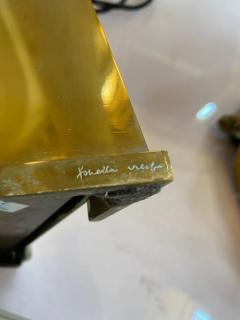 Gabriella Crespi Obelisco Table Lamp by Gabriella Crespi Signed - 1594018